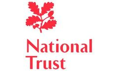<p>National Trust</p> logo